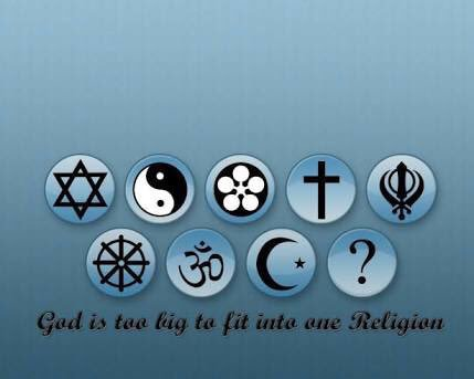 which religion is right for you in the world